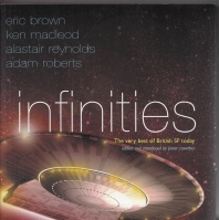 Image for Infinities.