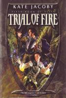 Image for Trial Of Fire: Fifth Book Of Elita.