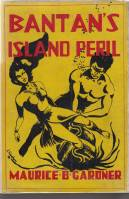 Image for Bantan's Island Peril (inscribed by the author).
