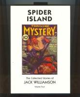 Image for Spider Island: The Collected Stories of Jack Williamson Volume Four.