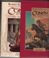Image for Robert E. Howard's Complete Conan Of Cimmeria: Volume 1 (1932-1933) (signed/slipcased).