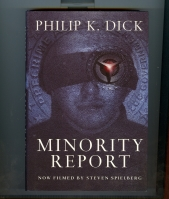 Image for Minority Report.