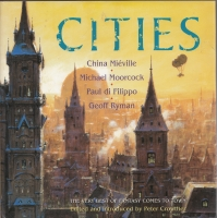 Image for Cities (inscribed by the editor and Geoff Ryman).