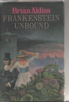 Image for Frankenstein Unbound (from the author's own library).