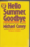 Image for Hello Summer, Goodbye (+ 4-page letter from author).