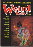 Image for Weird Tales no 297: All Artwork By Frank Kelly Freas!