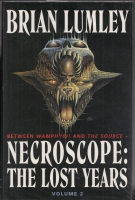 Image for Necroscope: The Lost Years Volume 2 (signed by the author).