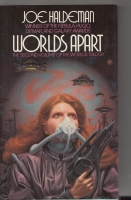 Image for Worlds Apart (inscribed by the author).