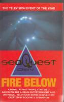Image for Sea Quest: Fire Below.