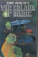 Image for The Colour Of Magic (inscribed by the author).