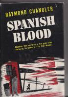 Image for Spanish Blood: A Collection Of Short Stories.