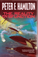 Image for The Reality Dysfunction (inscribed by the author)..