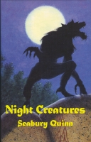 Image for Night Creatures.