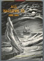 Image for All Hallows The Journal Of The Ghost Story Society #33.