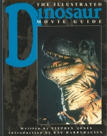 Image for The Illustrated Dinosaur Movie Guide (inscribed to Hugh Lamb)..