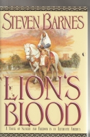 Image for Lion's Blood: A Novel Of Slavery And Freedom In An Alternate America.