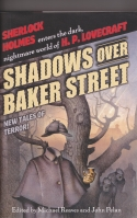 Image for Shadows Over Baker Street.