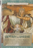 Image for The Year's Best Fantasy And Horror: Fifteenth Annual Collection.