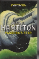 Image for Pandora's Star: Part One Of The Commonwealth Saga (signed by the author).