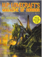 Image for H. P. Lovecraft's Magazine of Horror Vol 1 no 1 (Special Collector's Issue).