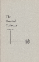 Image for The Howard Collector vol 3 no 4 (whole no 16).