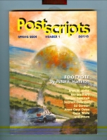 Image for Postscripts Issue One.