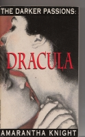 Image for The Darker Passions: Dracula.