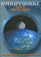 Image for Hardyware: The Art Of David Hardy.