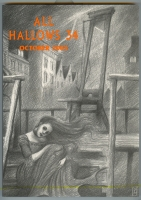 Image for All Hallows The Journal Of The Ghost Story Society #34.