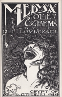 Image for Crypt Of Cthulhu Vol 6 no 2: Medusa & Other Poems By H. P. Locecraft (whole no. 44).