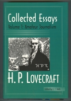 Image for Collected Essays Volume 1 (Amateur Journalism).