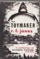 Image for The Toymaker.