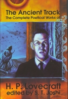 Image for The Ancient Track: The Complete Poetical Works of H.P. Lovecraft (inscribed by the editor).