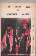 Image for The Dream Quest Of Unknown Kadath (paperbound issue + 1st state dj).