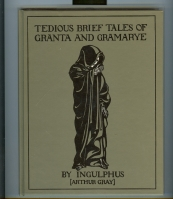 Image for Tedious Brief Tales Of Granta And Gramarye (Hugh Lamb's copy).