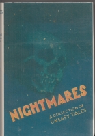 Image for Nightmares: A Collection Of Uneasy Tales (+ mint facsimile dj).