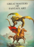 Image for Great Masters Of Fantasy Art.