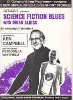 Image for Avernus Presents Science Fiction Blues With Brian Aldiss.