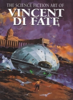 Image for The Science Fiction Art Of Vincent Di Fate.
