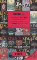 Image for King etc: A Special Edition Of Fiction etc, featuring extracts from the novels of Stephen King.