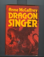 Image for Dragonsinger (inscribed by the author).