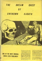 Image for The Dream Quest Of Unknown Kadath (50 hardcover copies).