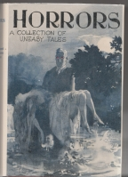 Image for Horrors: A Collection Of Uneasy Tales.