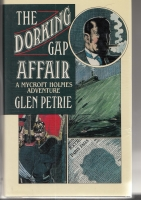 Image for The Dorking Gap Affair: A Mycroft Holmes Adventure.