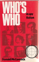 Image for Who's Who In Spy Fiction.