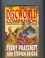 Image for The Discworld Companion.