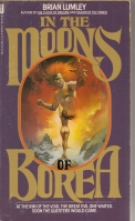 Image for In The Moons Of Borea (inscribed to Hugh Lamb)..