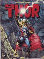 Image for The Mighty Thor: Marvel Comics Index #5.
