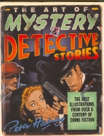 Image for The Art Of Mystery & Detective Stories: The Best Illustrations From Over A Century Of Crime Fiction.