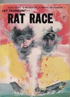 Image for The Rat Race (Galaxy SF Novel no 10).